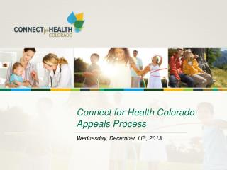 Connect for Health Colorado Appeals Process