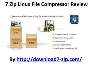 7-Zip Download