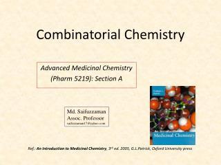 Combinatorial Chemistry