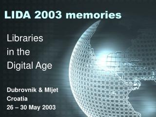 MEMORIES:
