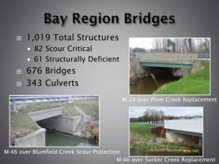 Bay Region Bridges