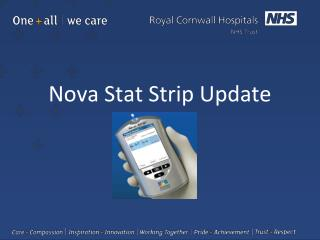 Nova Stat Strip Update