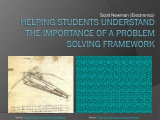 Helping Students Understand the Importance of a Problem Solving Framework