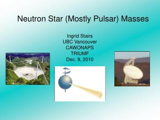 Neutron Star (Mostly Pulsar) Masses