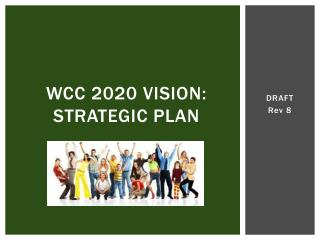 WCC 2020 Vision: Strategic plan