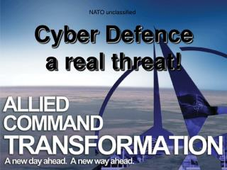 Cyber Defence a real threat!