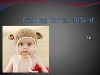 Caring for an Infant