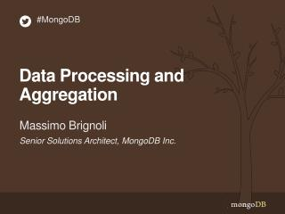 Data Processing and Aggregation