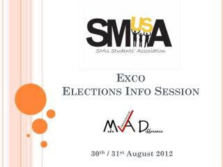 Exco Elections Info Session