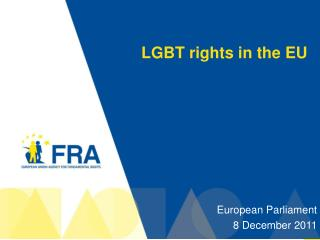 LGBT rights in the EU