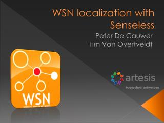WSN  localization with Senseless