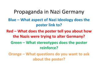 Propaganda in Nazi Germany