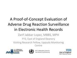 A Proof-of-Concept Evaluation of Adverse Drug Reaction Surveillance in Electronic Health Records
