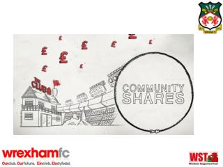What are Community Shares ?