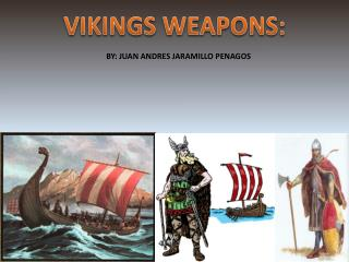 VIKINGS WEAPONS: