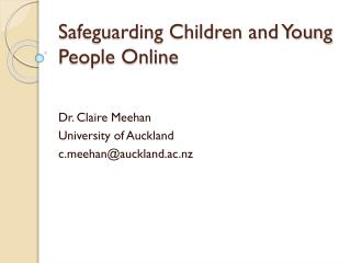 safeguarding bullying and young person essay