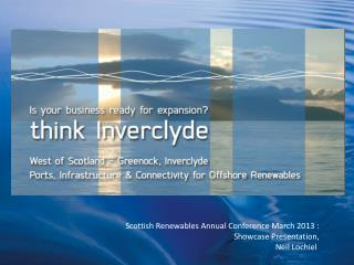 Inverclyde's ready for you………………