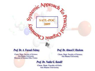 Systemic Approach To Practical Organic Chemistry