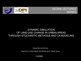 GEOMA LECTURES SERIES