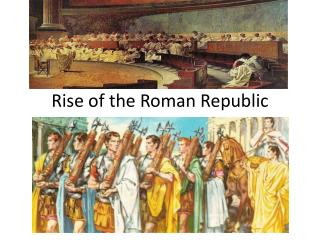 Rise of the Roman Republic