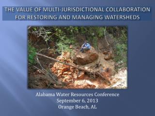 The Value of Multi-jurisdictional Collaboration for Restoring and Managing Watersheds