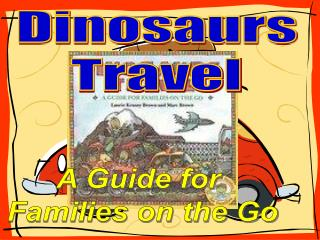 Dinosaurs Travel