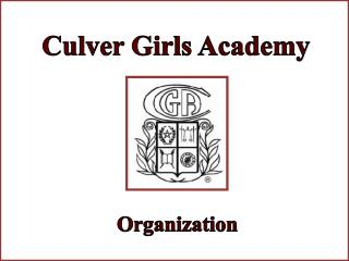 Culver Girls  Academy