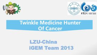 Twinkle Medicine Hunter  Of Cancer