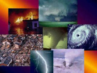 Unit 19:  Natural Disasters pt 1
