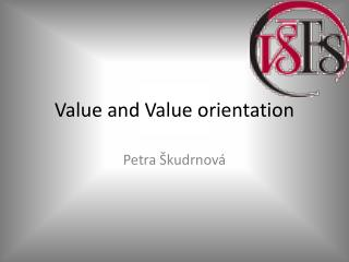 Value and Value orientation
