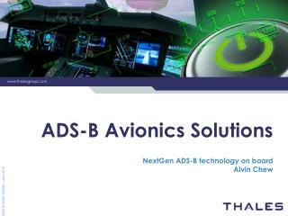 ADS-B Avionics Solutions