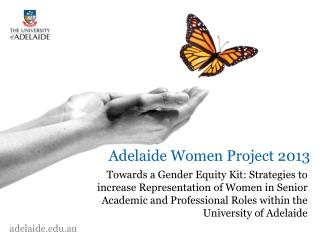 Adelaide Women Project 2013