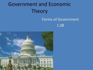 Government and Economic Theory