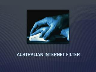 Australian Internet Filter