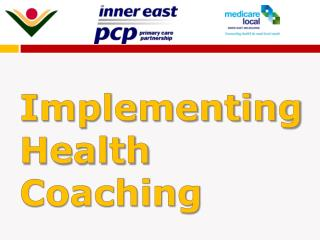 Implementing Health Coaching