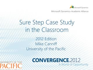 Sure Step Case Study  in the Classroom