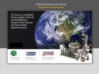 Turbine Services Ltd, Group