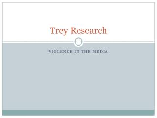 Trey Research