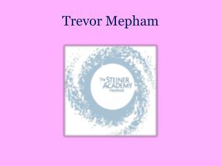 Trevor Mepham