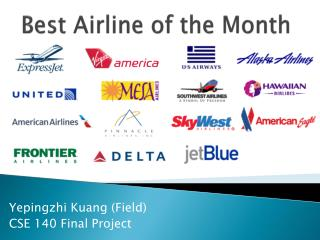 Best Airline of the Month