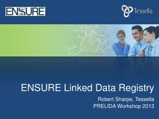 ENSURE Linked  Data  Registry