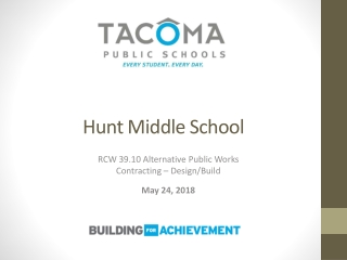 Hunt Middle School
