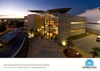 N1 Business Park | 2 Travertine Ave |  Artistic Interpretation