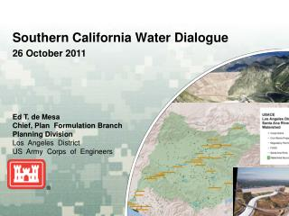 Southern California Water Dialogue