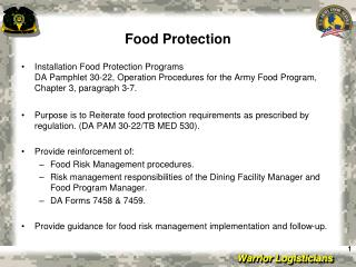 Food Protection