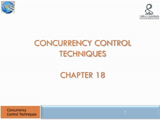 RDBMS Fundamentals: Concurrency and Locking