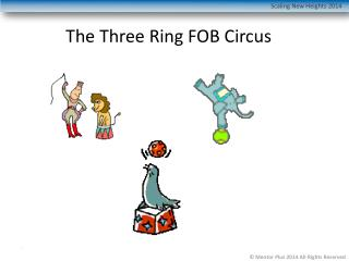 The Three Ring FOB Circus