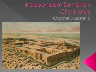 Independent Sumerian City-States