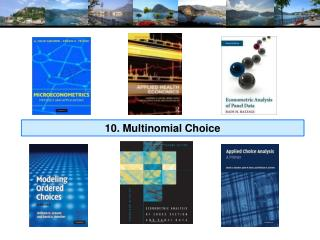 10. Multinomial Choice