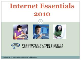 Internet  Essentials 2010